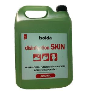 Dezinfekce ISOLDA disinfection SKIN 5 l